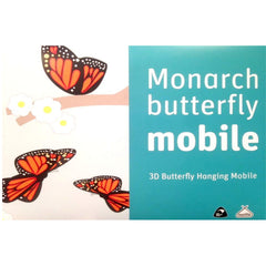 Monarch Butterfly Mobile