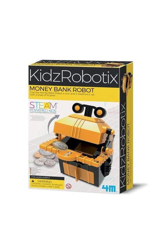 Money Bank Robot 4M KidzRobotix