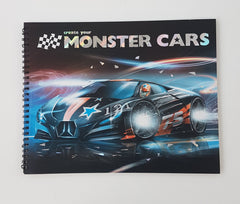 Create Your Own Monster Car