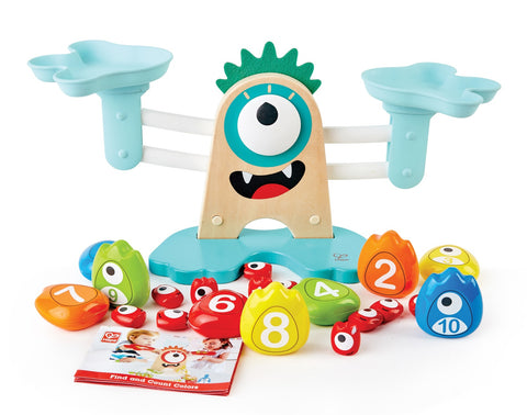 Monster Math Scale Hape