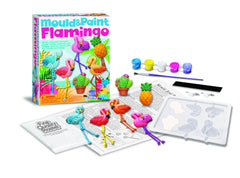 kidz-stuff-online - 4M Mould & Paint Flamingo