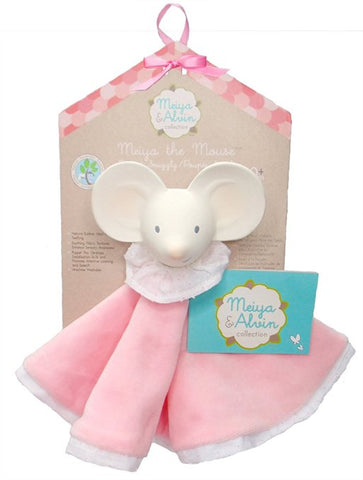Meiya the Mouse puppet Comforter