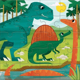 Magnetic Puzzle Mighty Dinosaurs