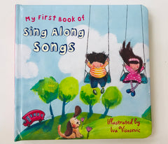 kidz-stuff-online - My first book of sing along songs
