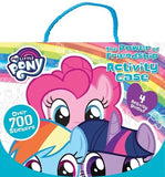 my little pony activity case