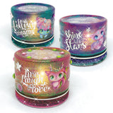 Nebulous Stars Night Light Jars