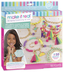 kidz-stuff-online - Make It Real - Neo-Brite Chains & Charms