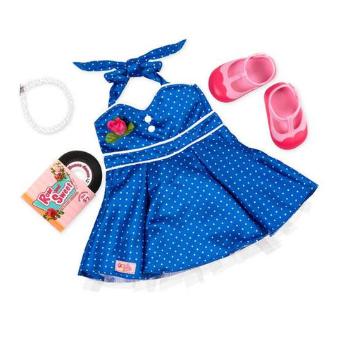 Our Generation Retro Dance Party Outfit