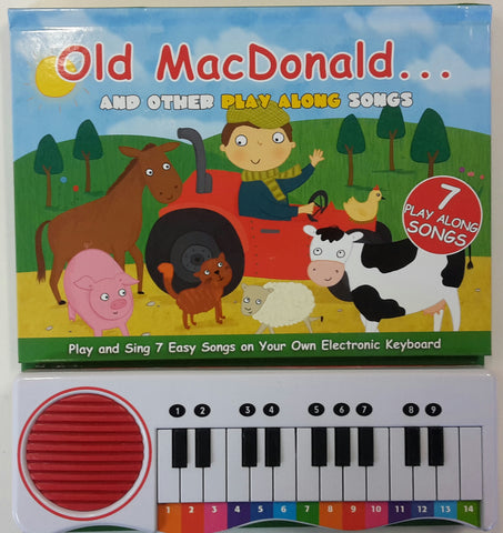 Old MacDonald and other Play Along Songs Book