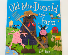 kidz-stuff-online - Old Macdonald Had a Farm book