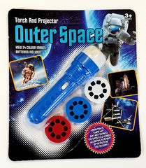 Outer Space Torch and projector