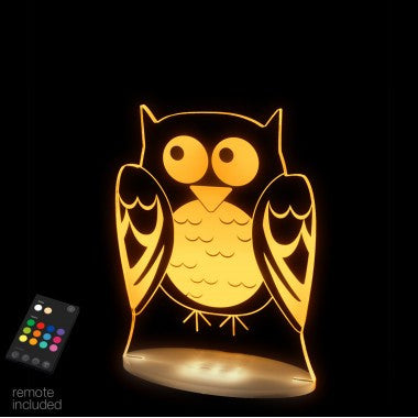 Aloka Sleepylights - Owl