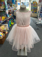 Party Dress Pale Pink sml
