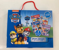 paw patrol activity case