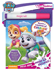 Paw Patrol Inkredibles Invisible Ink