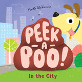 Peek A Poo In The City