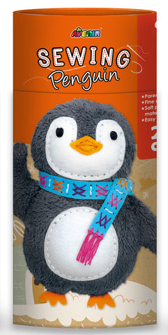 Penguin Sewing Doll Kit