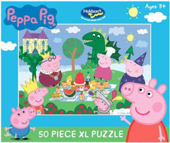 Peppa Pig Puzzle - The Fairy Tale Picnic