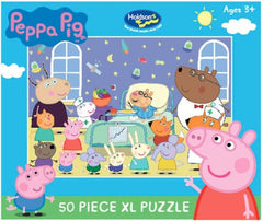 Peppa Pig Puzzle - The Hospital Visit