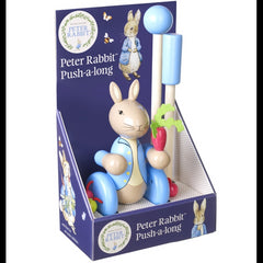 Peter Rabbit Push Along