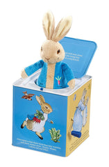 kidz-stuff-online - Peter Rabbit Jack In The Box