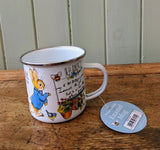 Peter Rabbit Enamel mug