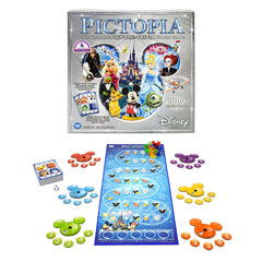 Pictopia Disney Family Trivia Game