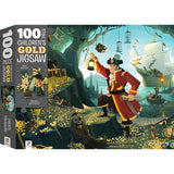 Pirate Treasure 100 Piece Puzzle