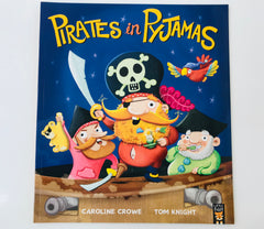 kidz-stuff-online - Pirates in Pyjamas book