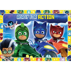 PJ Masks Ready For Action (35pc) Puzzle