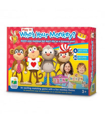 Play It! Who's Your Monkey