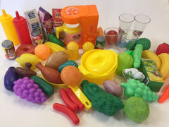 kidz-stuff-online - Playfood and cooking set