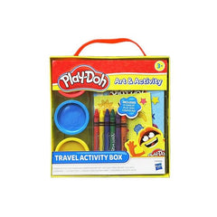kidz-stuff-online - Play Doh Art & Activity Travel Box