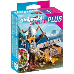 Playmobil 5371 Viking With Treasure