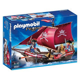 Playmobil 6681 Soldiers Cannon Boat