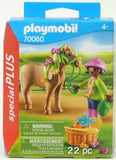Playmobil - Girl with Pony 70060