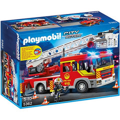 Playmobil City Action 5362 Ladder Unit with Lights & Sound