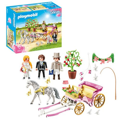 Playmobil Wedding Carriage - 9427