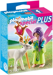 Playmobil - 5370 Fairy with Deer Playset