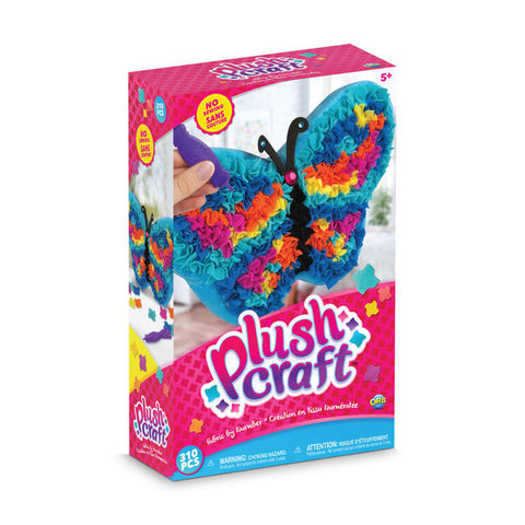 Plush craft Butterfly