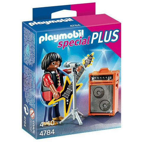 Playmobil 4784 Rock Star