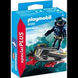 Playmobil 9086 Sky Knight with Jet