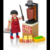 Playmobil 9088 Kebab Vendor