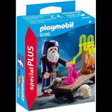 Playmobil Plus 9096 Alchemist with Potions Building Set