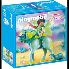 Playmobil Fairies 9137 Enchanted Fairy With Horse
