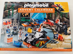 kidz-stuff-online - Playmobil Advent Calendar - Top Agents