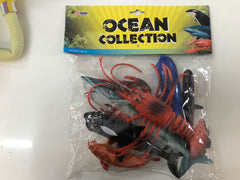 Sea Creatures in polybag
