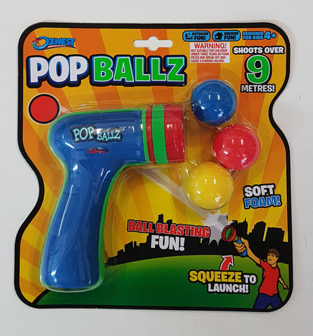 Pop Ballz - Zing Ozwest