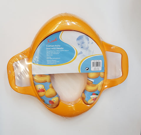 Cushion Potty Seat with Handle
