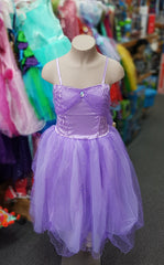Purple Princess Dress - Medium